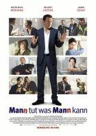 Mann tut, was Mann kann - Plakat zum Film