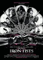 The Man With The Iron Fists - Plakat zum Film