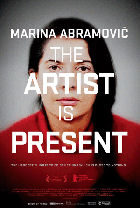 Marina Abramovic - The Artist Is Present - Plakat zum Film