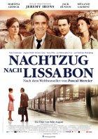 Nachtzug nach Lissabon - Plakat zum Film