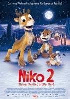 Niko 2 - Kleines Rentier, großer Held - Plakat zum Film
