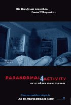 Paranormal Activity 4 - Plakat zum Film