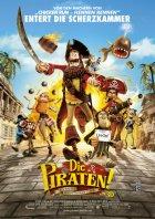 Die Piraten - Ein Haufen merkwürdiger Typen - Plakat zum Film