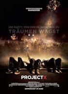 Project X - Plakat zum Film