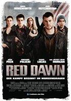 Red Dawn - Plakat zum Film