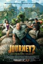 Die Reise zur geheimnisvollen Insel - Plakat zum Film