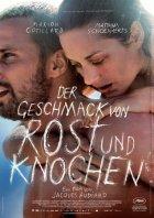 Der Geschmack von Rost und Knochen - Plakat zum Film