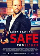 Safe - Todsicher - Plakat zum Film