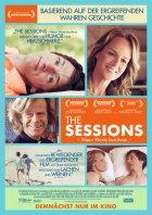 The Sessions - Wenn Worte berühren - Plakat zum Film