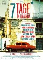 7 Tage in Havanna - Plakat zum Film