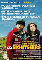 Sightseers - Plakat zum Film