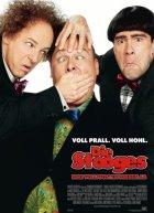 Die Stooges - Drei Vollpfosten drehen ab - Plakat zum Film