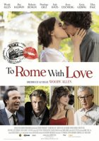 To Rome With Love - Plakat zum Film