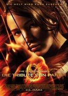 Die Tribute von Panem - The Hunger Games - Plakat zum Film