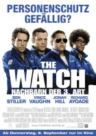 The Watch - Nachbarn der 3. Art - Plakat zum Film