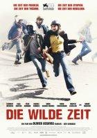 Die wilde Zeit - Plakat zum Film