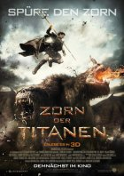 Zorn der Titanen - Plakat zum Film