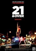 21 And Over - Plakat zum Film