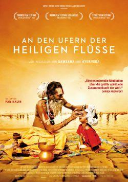 An den Ufern der heiligen Flüsse - Plakat zum Film