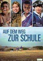 Auf dem Weg zur Schule - Plakat zum Film