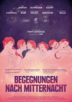 Begegnungen nach Mitternacht - Plakat zum Film