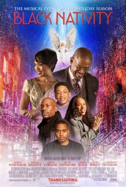 Black Nativity - Plakat zum Film