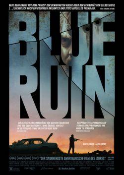Blue Ruin - Plakat zum Film
