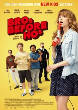 Bros Before Hos - Plakat zum Film