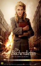 Die Bücherdiebin - Plakat zum Film