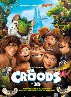 Die Croods - Plakat zum Film