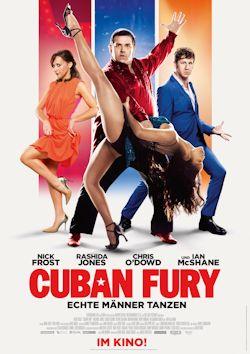 Cuban Fury - Plakat zum Film