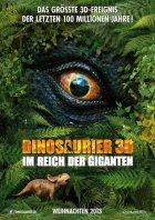 Dinosaurier - Im Reich der Giganten - Plakat zum Film