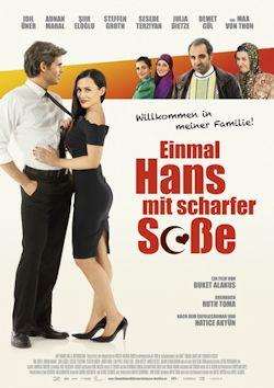 Einmal Hans mit scharfer Soße - Plakat zum Film