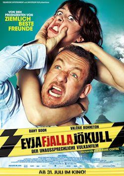 Eyjafjallojökull - Der unaussprechliche Vulkanfilm - Plakat zum Film