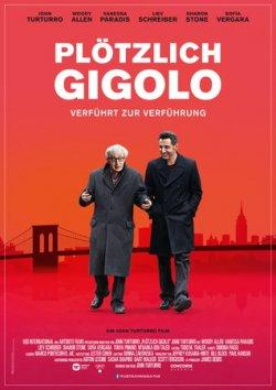 Plötzlich Gigolo - Plakat zum Film
