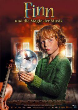 Finn und die Magie der Musik - Plakat zum Film