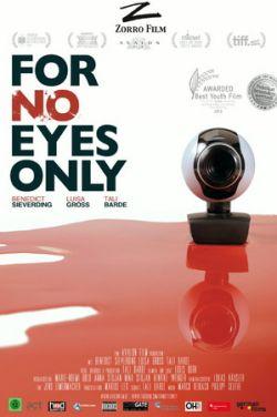For No Eyes Only - Plakat zum Film