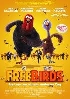 Free Birds - Esst uns an einem anderen Tag - Plakat zum Film