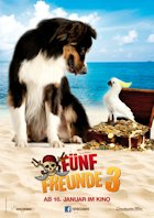 Fünf Freunde 3 - Plakat zum Film