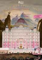 Grand Budapest Hotel - Plakat zum Film