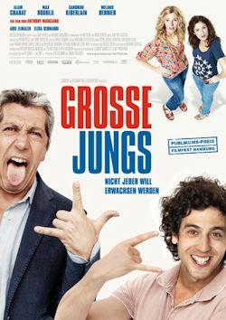 Große Jungs - Plakat zum Film