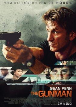 Gunman - Plakat zum Film