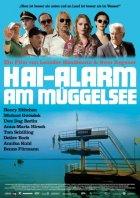 Hai-Alarm am Müggelsee - Plakat zum Film