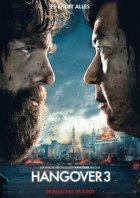 Hangover 3 - Plakat zum Film