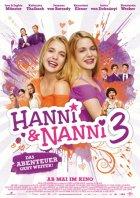 Hanni und Nanni 3 - Plakat zum Film