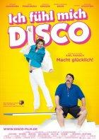 Ich fühl mich Disco - Plakat zum Film