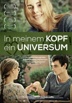 In meinem Kopf ein Universum - Plakat zum Film