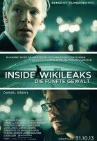 Inside WikiLeaks - Die fünfte Gewalt - Plakat zum Film