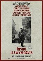 Inside Llewyn Davis - Plakat zum Film