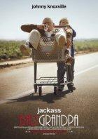 Jackass Presents: Bad Grandpa - Plakat zum Film